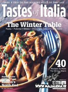 دانلود مجله tastes of italia february 2013