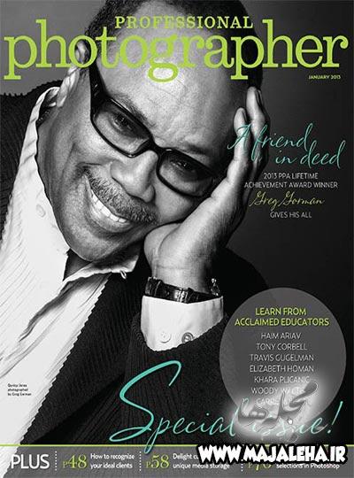 دانلود مجله proffessional photographer 2013