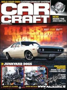 دانلود مجله car craft march 2013