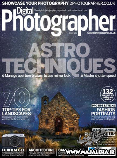 دانلود مجله digital-photographer-issue-130