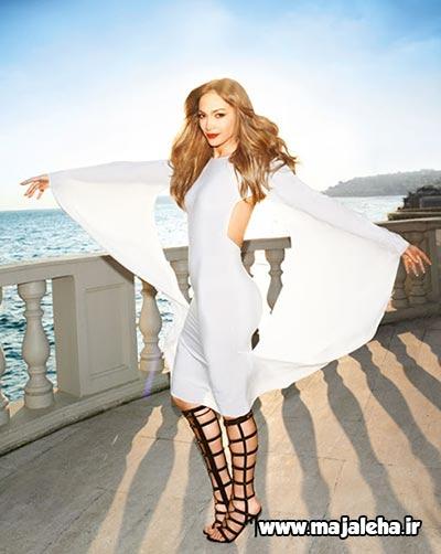 دانلود ژورنال لباس و مد harpers-bazaar-magazine-usa-february-2013-1