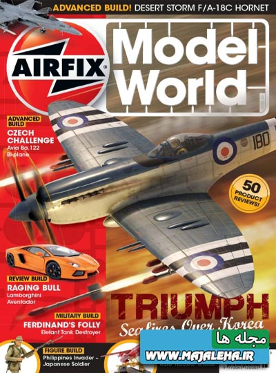 Airfix-Model-World---March-2013