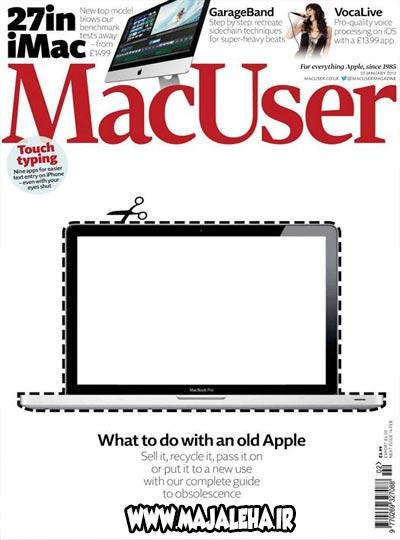 MacUser---25-January-2013