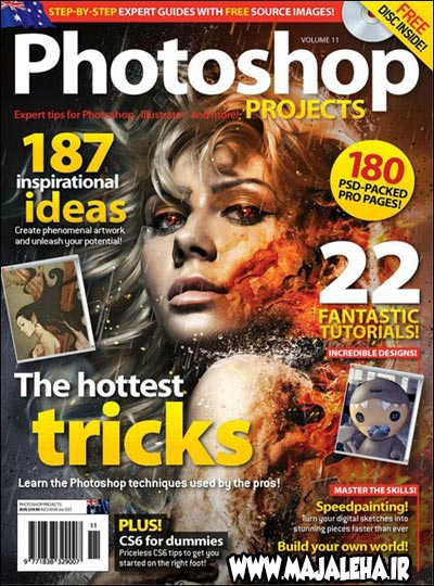 Photoshop-Projects-Volume-11-2013-(Australia)