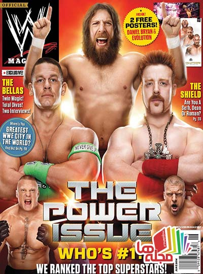 WWE-Magazine-June-2014