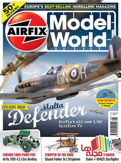 Airfix-Model-World-August-2014