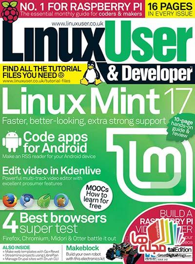 Linux-User-Developer-Issue-142,-2014