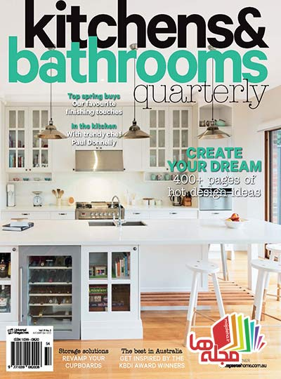 Kitchens-Bathrooms-Quarterly-Vol.21