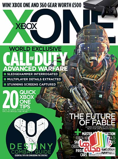 X-ONE-Magazine-Issue-No-115