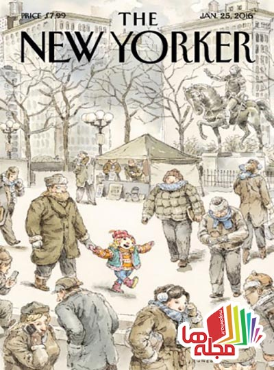 the-new-yorker-25-january-2016