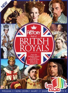 book-of-british-royals