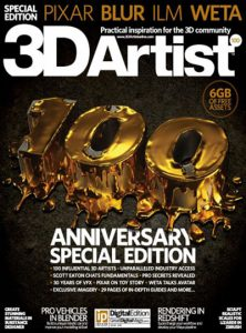 ۳d-artist-issue-100-2016