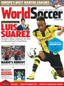 world-soccer-december-2016