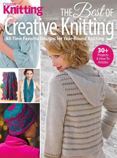 ????   The Best of Creative Knitting October 2017